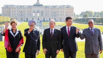 BRICS emerge