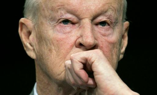 The face of a monster Zbigniew Brzezinski