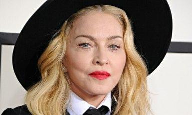This years joke. Madonna.