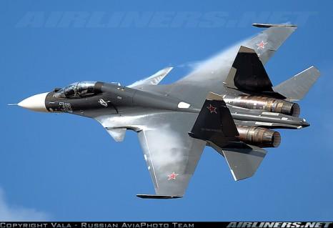 Russian SU 30